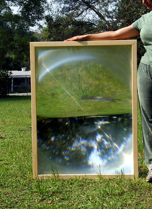 Solar Cooking With The Sun Outdoor Living Parabolic